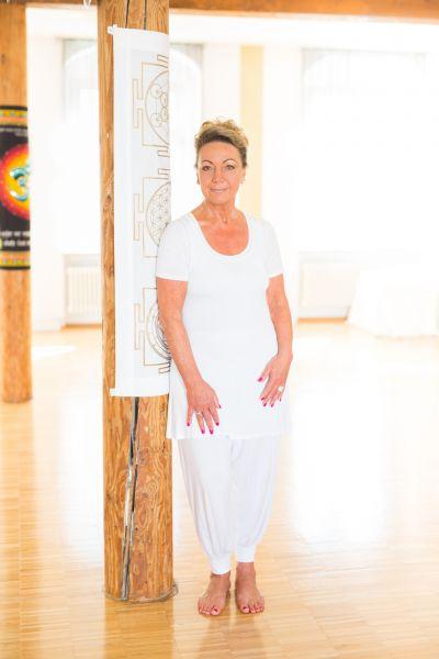 Dhanya Rößger, <br>Leiterin des DHANANJAYA Zentrums
