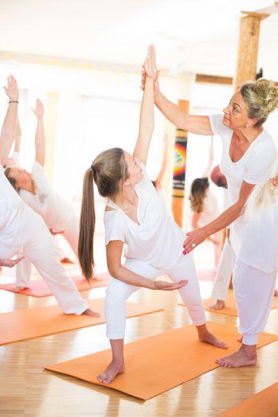 Regelmäßige Yoga Kurse für Anfänger, Fortgeschrittene, ab 50 und Kundalini Yoga im Dhananjaya, Chemnitz